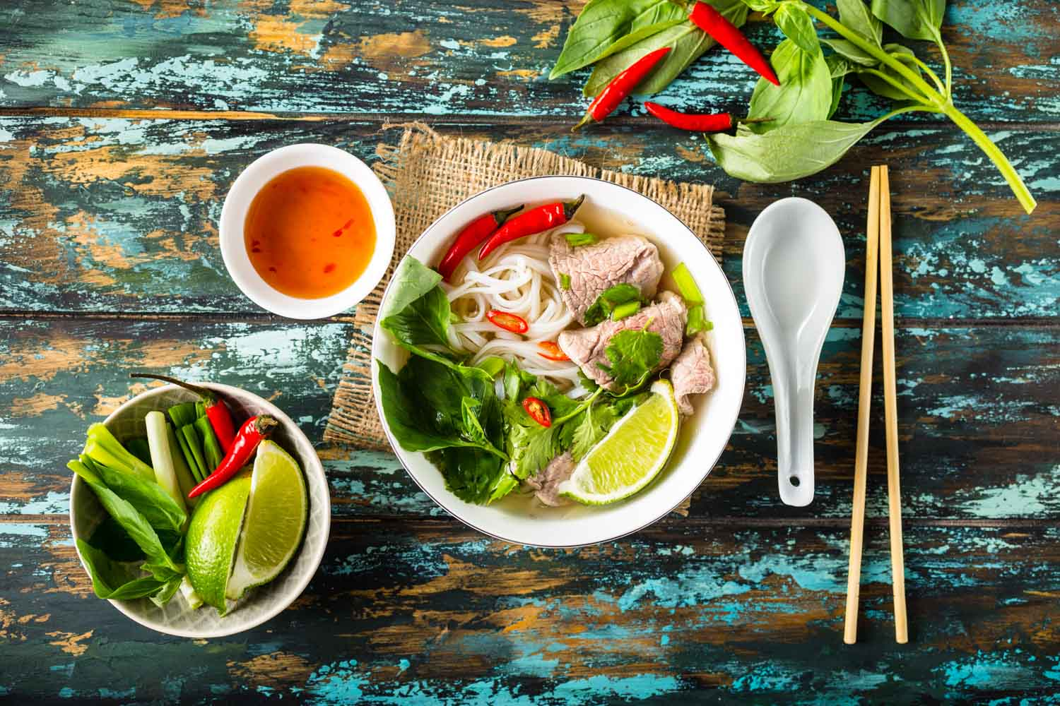 easy authentic vietnamese pho broth